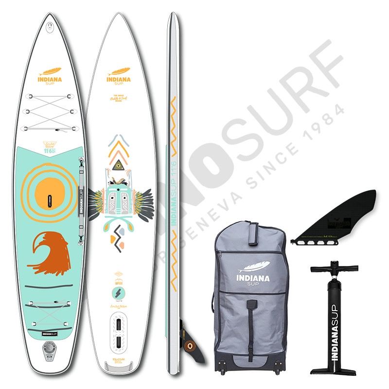 Stand Up Paddle Gonflable INDIANA 11'6 Touring Lite LTD - 2021