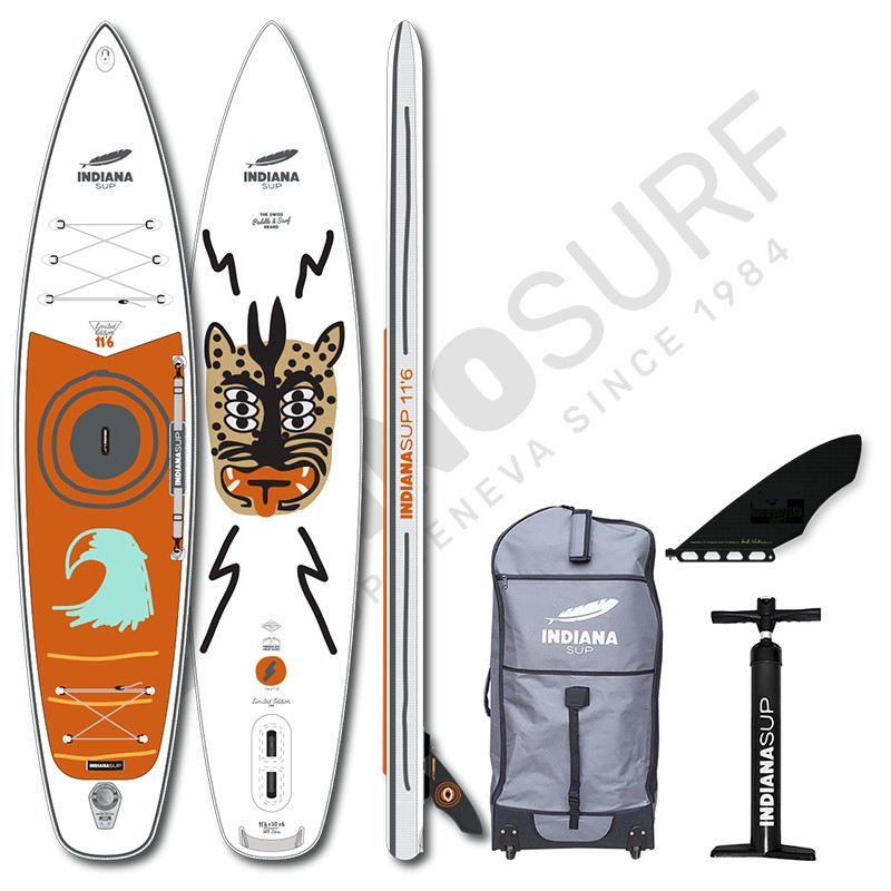 Stand Up Paddle Gonflable INDIANA 11'6 Touring LTD - 2021