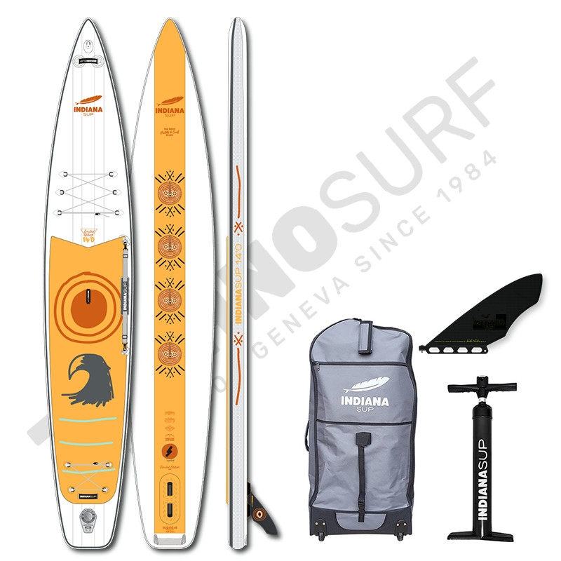 copy of Stand Up Paddle Inflatable INDIANA 14'0 Touring LTD - 2020