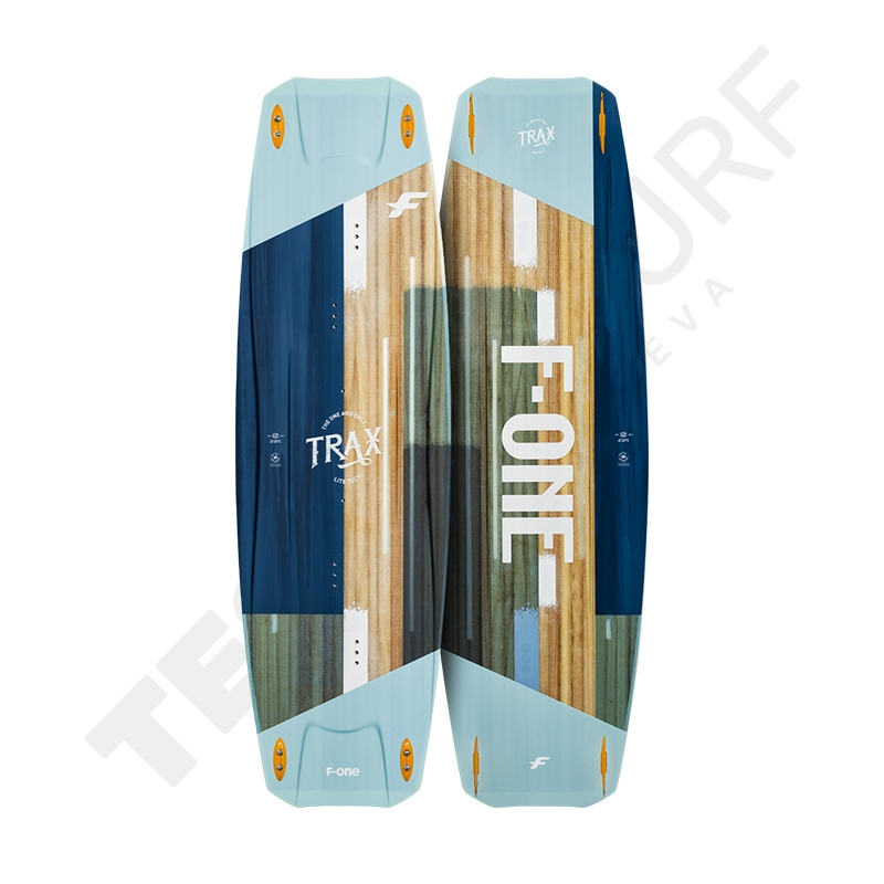 Twin tip F-ONE Trax Lite Tech Glacier - 2021