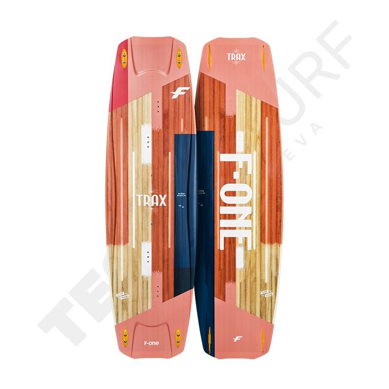 Twin tip F-ONE Trax Lite Tech Papaya - 2021