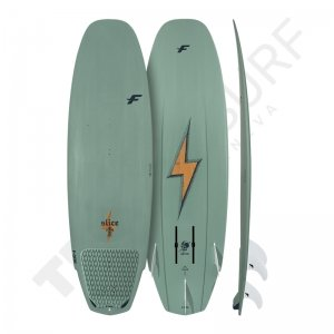 Surfboard F-ONE Mitu Pro Bamboo - 2021