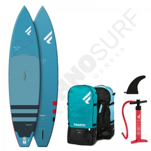 Pack Stand Up Paddle Gonflable FANATIC Ray Air 11'6'' - 2021