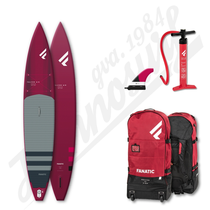 Stand Up Paddle Inflatable FANATIC Falcon Air  - 2020