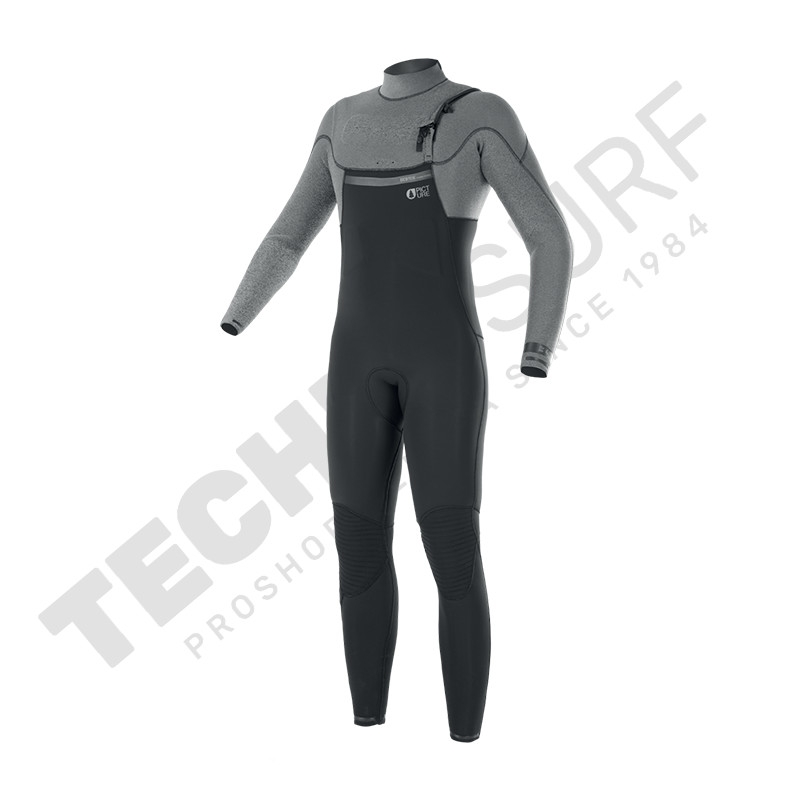 PICTURE - wetSuits Equation 4/3 Flex Skin front zip