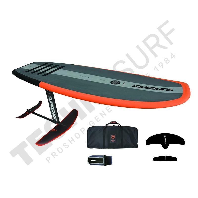Pack Wakefoil SLINGSHOT WF2 4'10'' + Hover Glide Fwake V3 - 2021