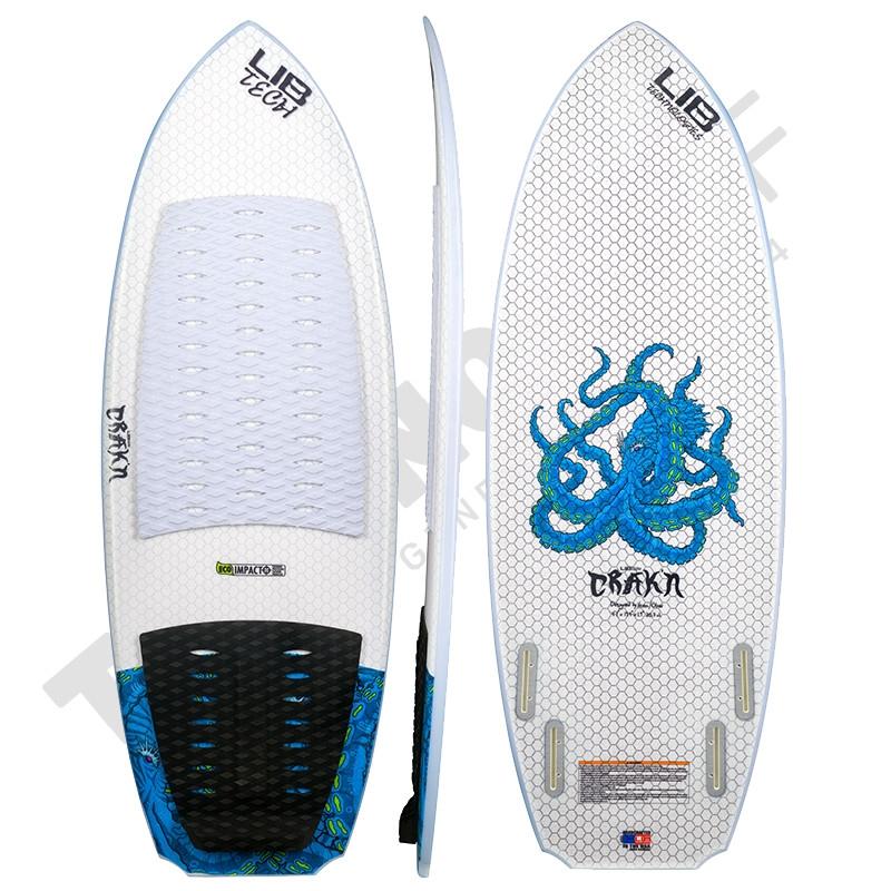 Wakesurf LIB TECH Crak'n - 2021