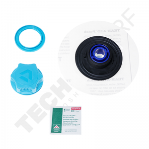 DUOTONE Selfsticky Airport Valve II with cap inc.sealing