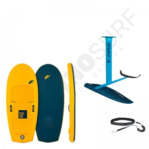 Pack Wing foil F-ONE Rocket Air 5'10'' + Gravity FCT 1800 - 2021