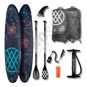 Pack Stand Up Paddle Gonflable ANOMY Bakoom 10'6'' - 2021