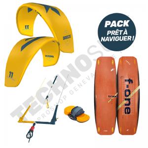 Pack Kitesurf F-one Breeze 11m² / Trax - 2021