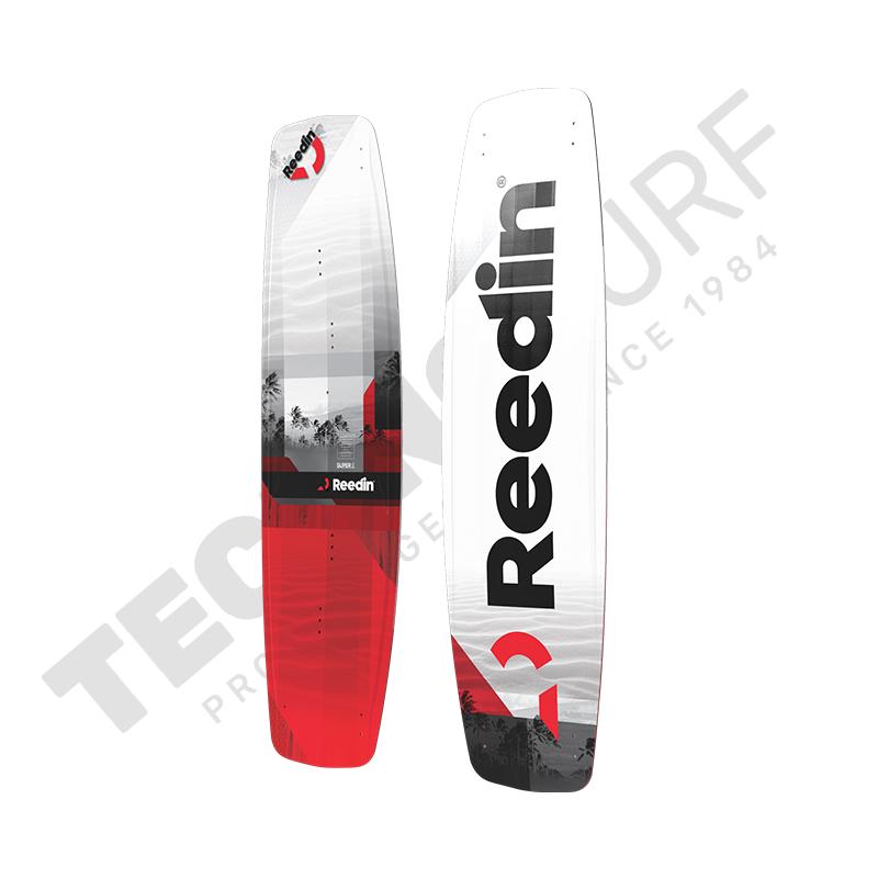Twin Tip REEDIN SUPER-E V2 - 2021