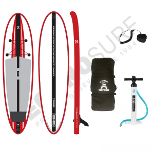 Pack Stand Up Paddle Inflatable SURFPISTOLS Performance Allround 10'6'' - 2021