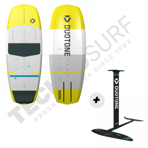Pack KiteFoil DUOTONE Pace + Spirit Carve 950 - 2021