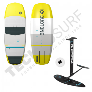 Pack KiteFoil DUOTONE Pace + Spirit Carve 1250 - 2021