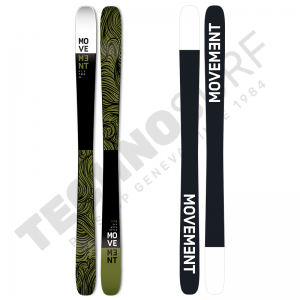 Ski MOVEMENT Fly Two 95 - 2022