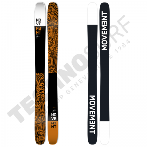 Ski MOVEMENT Fly Two 115 - 2022