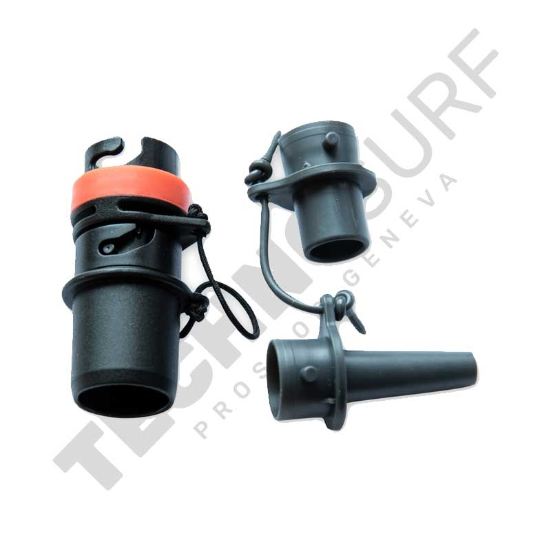 ADAPTATEUR EMBOUT SUP AVEC KITE & WING