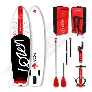 Pack SUP Gonflable LOZEN 10'8 Wide