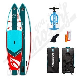 Stand Up Paddle Gonflable AQUADESIGN Tempo 11'6'' - 2020