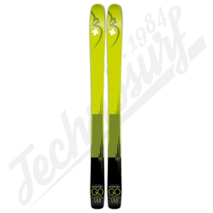 Ski MOVEMENT Go Titanal 109