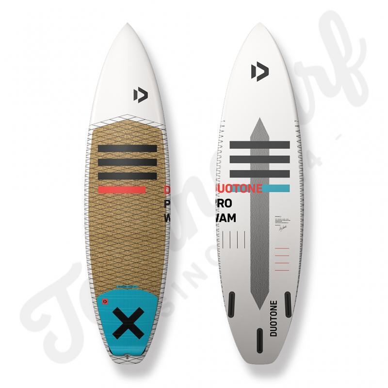 Surfboard DUOTONE Pro Wam - 2020