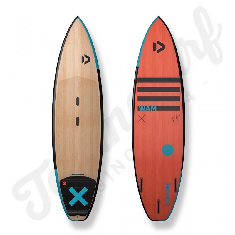 Surfboard DUOTONE WAM - 2020