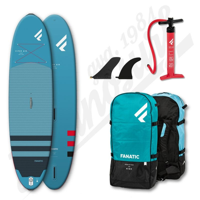 Stand Up Paddle Gonflable FANATIC Viper Air - 2020