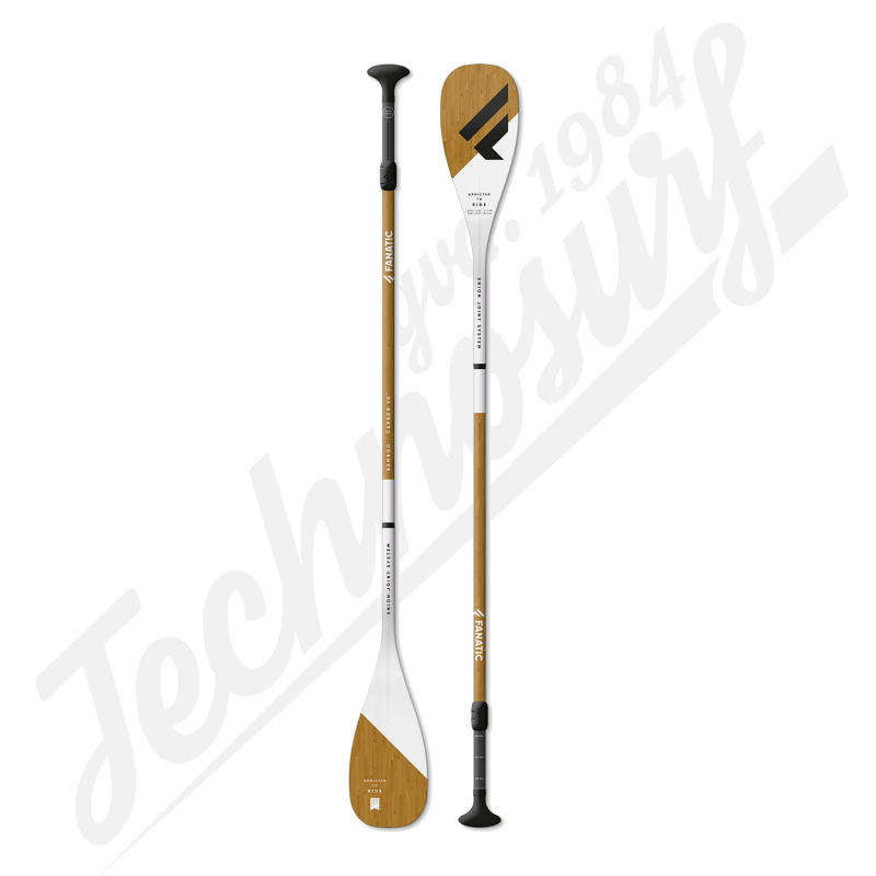Paddle FANATIC Bamboo Carbon 50  Adjustable - 2020