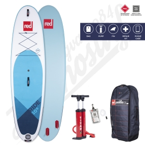Stand Up Paddle Gonflable RED PADDLE Ride MSL 10'6'' - 2020