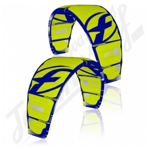 Kite F-ONE WTF!? Deep Blue/Lime - 2020