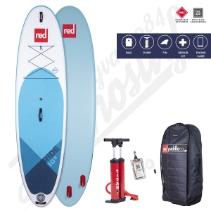 Stand Up Paddle Gonflable RED PADDLE Ride MSL 10'8'' - 2020