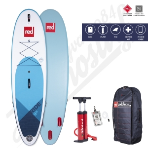Stand Up Paddle Gonflable RED PADDLE Ride MSL 9'8'' - 2020