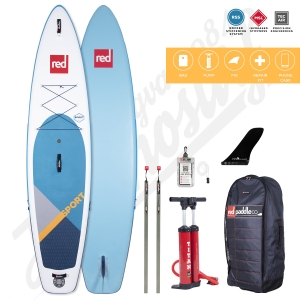 Stand Up Paddle Inflatable RED PADDLE Sport MSL 11'0'' - 2020