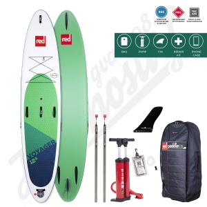 Stand Up Paddle Gonflable RED PADDLE Voyager MSL 12'6'' - 2020