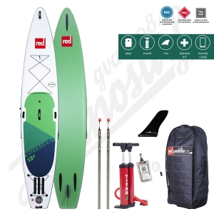 Stand Up Paddle Gonflable RED PADDLE Voyager+ MSL 13'2'' - 2020