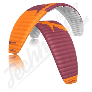 Kite F-ONE Halo Dark red/Orange - 2020