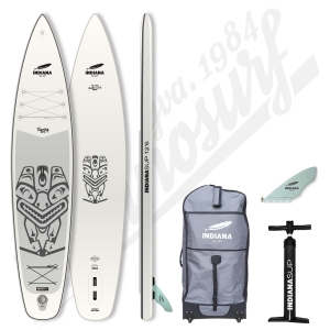 Stand Up Paddle Inflatable INDIANA 12'6 Touring - 2020