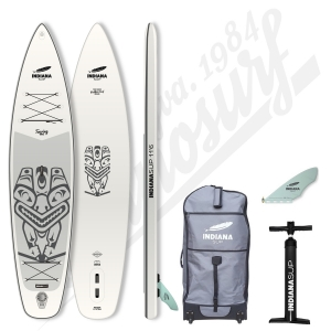 Stand Up Paddle Gonflable INDIANA 11'6 Touring - 2020
