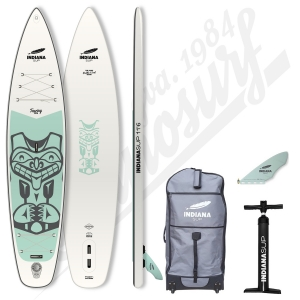 Stand Up Paddle Gonflable INDIANA 11'6 Touring Lite - 2020