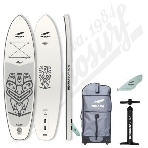 Stand Up Paddle Gonflable INDIANA 10'6 Allround - 2020