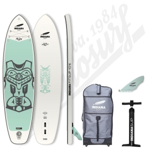 Stand Up Paddle Gonflable INDIANA 10'6 Fit - 2020