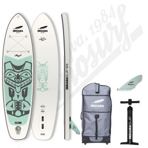 Stand Up Paddle Gonflable INDIANA 9'6 Allround Lite - 2020