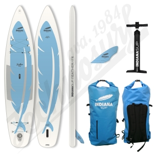 Stand Up Paddle Gonflable INDIANA 11'6 Feather - 2020