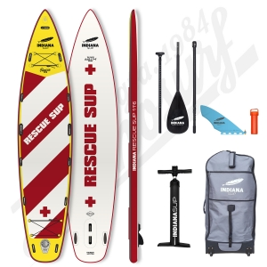Pack Stand Up Paddle Gonflable INDIANA 11'6 Rescue - 2020