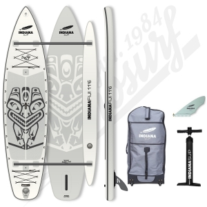 Stand Up Paddle Gonflable INDIANA 11'6 Fisher Fiji - 2020
