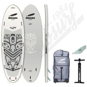 Stand Up Paddle Gonflable INDIANA 18'6 Big Chief - 2020