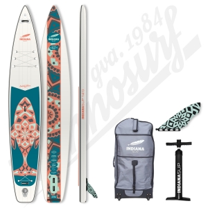 Stand Up Paddle Gonflable INDIANA 14'0 Touring LTD - 2020