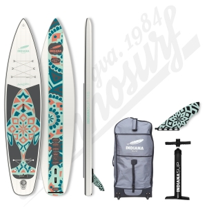 Stand Up Paddle Gonflable INDIANA 11'6 Touring LTD - 2020