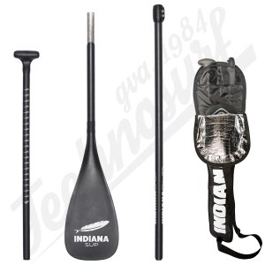 Pagaie INDIANA SUP Carbon Telescope (3 parties) - 2020